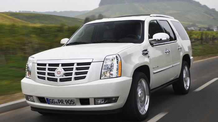 Cadillac Escalade Hybrid: Auf dem Weg zur Vernunft