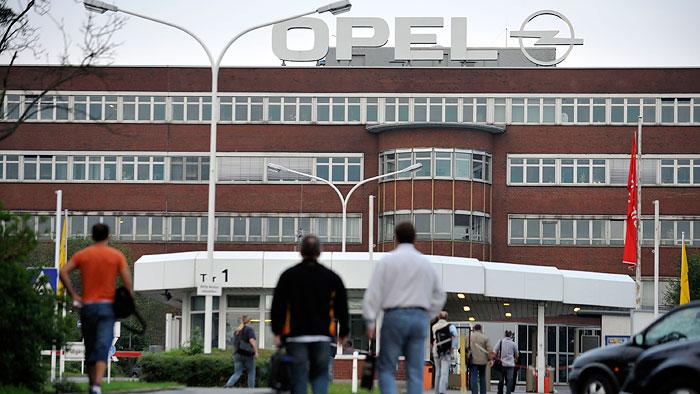 Opel fährt weiter Verluste ein