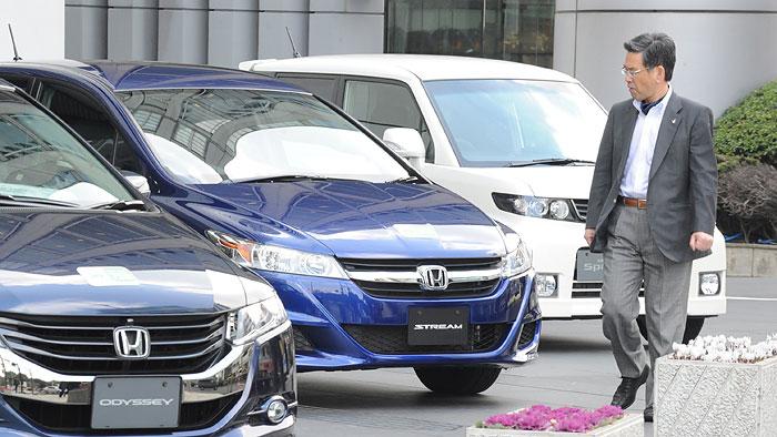 Gewinneinbruch bei Honda nach Erdbebenkatastrophe