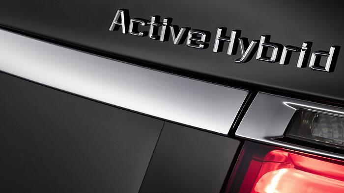 BMW stellt Plug-in-Hybrid in Shanghai vor