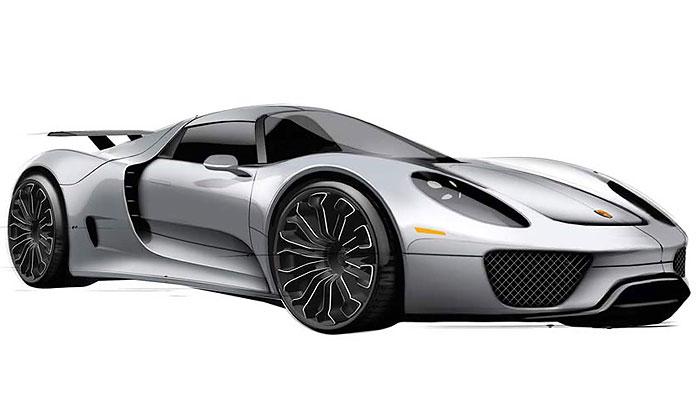 Porsche verlangt Spitzenpreis für 918 Spyder