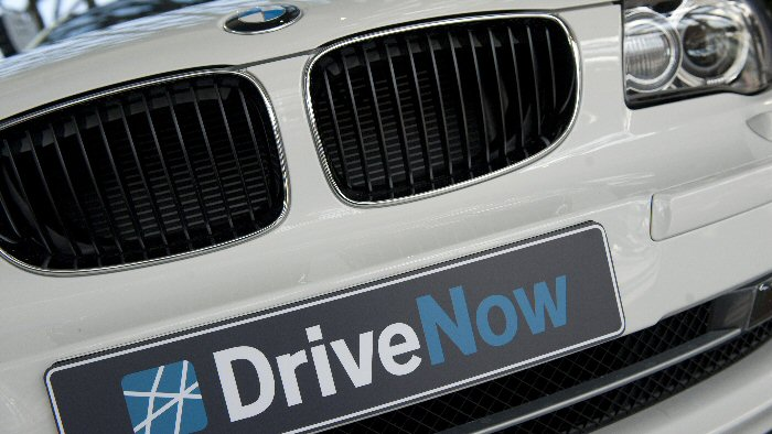 DriveNow expandiert ins Ausland