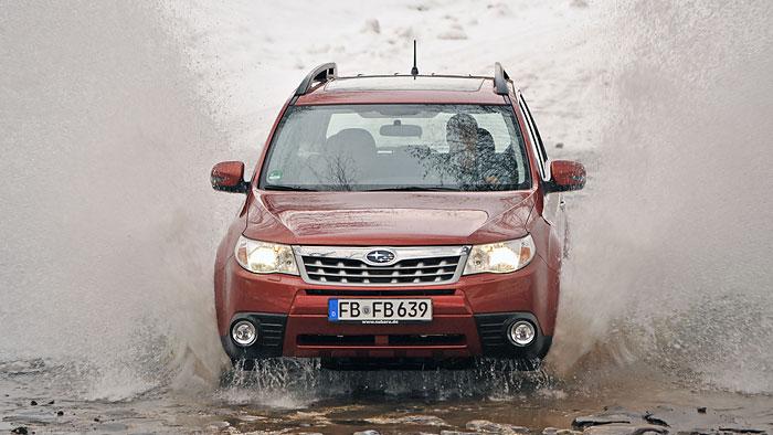 Subaru Forester: Treuer Prinzipienreiter