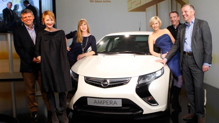 Opels Elektro-Pioniere: Bekenntnis zum Klimaschutz
