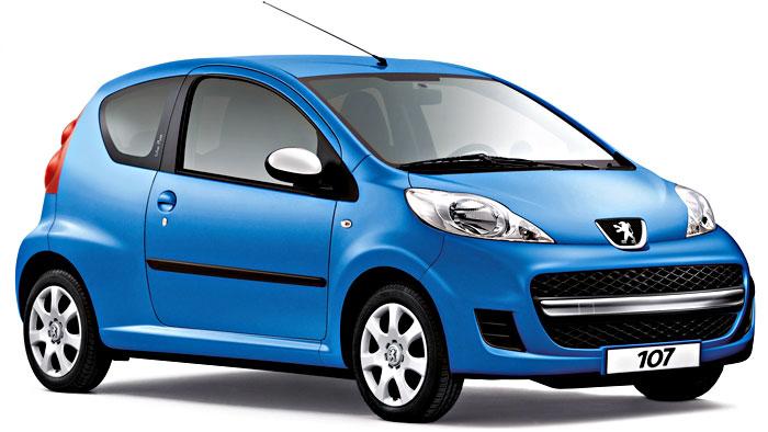 """Peugeot """"Urban Move"""" für die Großstadt"""