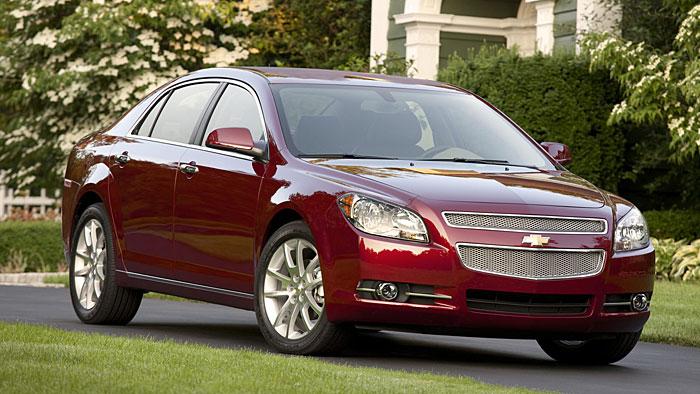 Chevrolet Malibu avanciert zum «Weltauto»