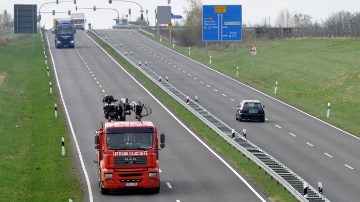 Lkw-Maut auch auf vierspurigen Bundesstraßen