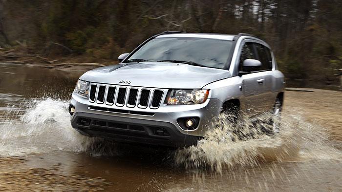 Jeep Compass: Der Letzte seiner Art