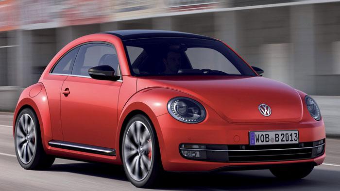 VW Beetle: Rückkehr einer Ikone