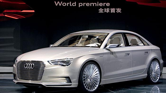 Neuer Audi A2 setzt Leichtgewichtserbe fort