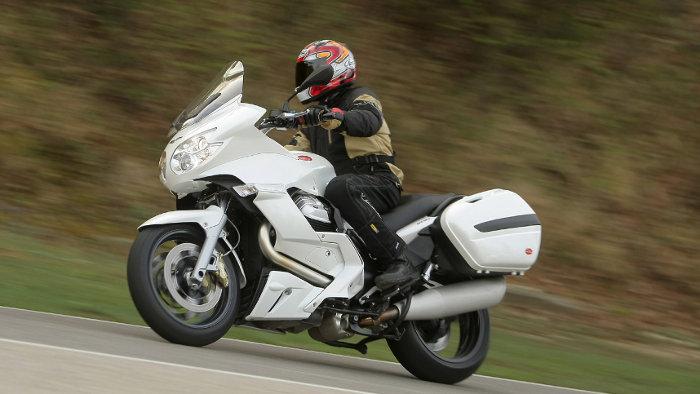 Moto Guzzi Norge GT: Unterwegs in die Neuzeit