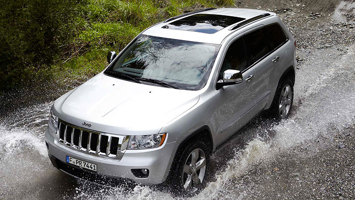 Jeep Grand Cherokee: Eine satte Portion Premium
