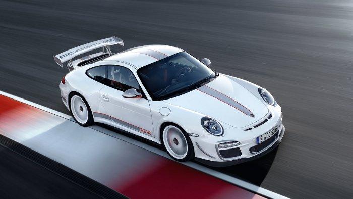 Porsche 911 GT3 RS:  Neuer Motor mit 500 PS