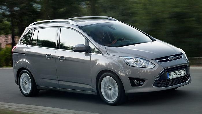 Ford ruft Fiesta und C-Max zurück
