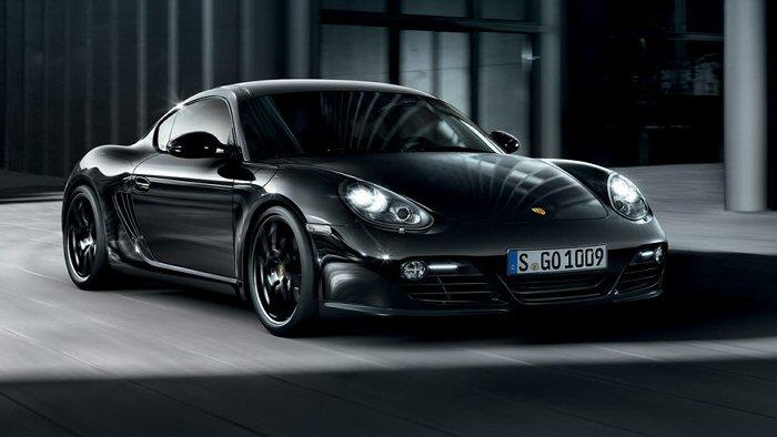 Sondermodell vom Porsche Cayman S