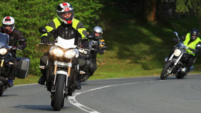 Gute Zeit für gebrauchte Motorräder