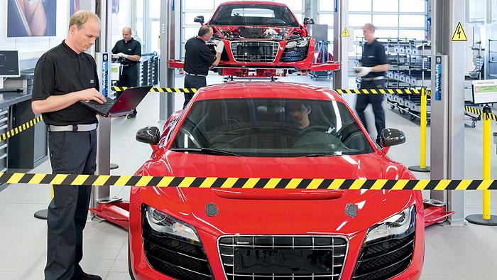 Audi R8 e-tron kommt Ende 2012