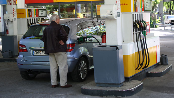 Shell führt Umweltsprit E10 ein