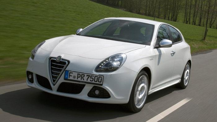 Alfa Romeo Giulietta: Rassige Italienerin