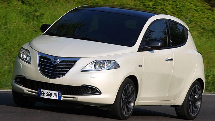 Lancia Ypsilon: Außen hui, innen . . .
