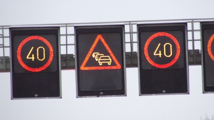 Verkehrsbelastung in Stuttgart am höchsten