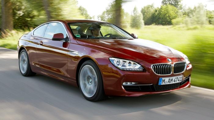 BMW 6er: Luxus-Coupé für Genießer