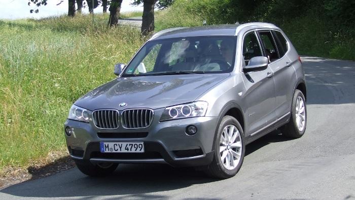 BMW bringt Geländewagen X4