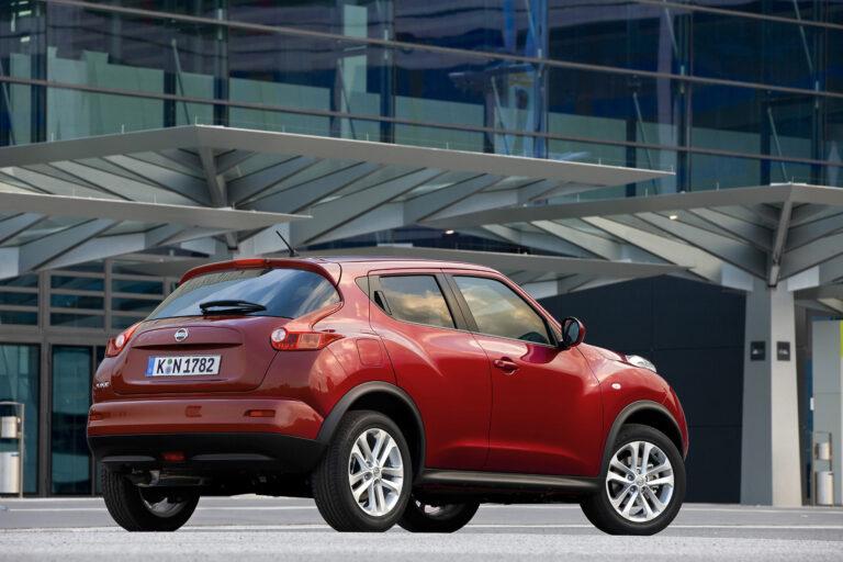 Nissan verspricht niedrigeren Flottenverbrauch