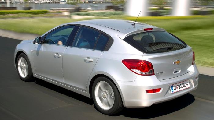 Chevrolet Cruze erhält sparsamen Dieselmotor