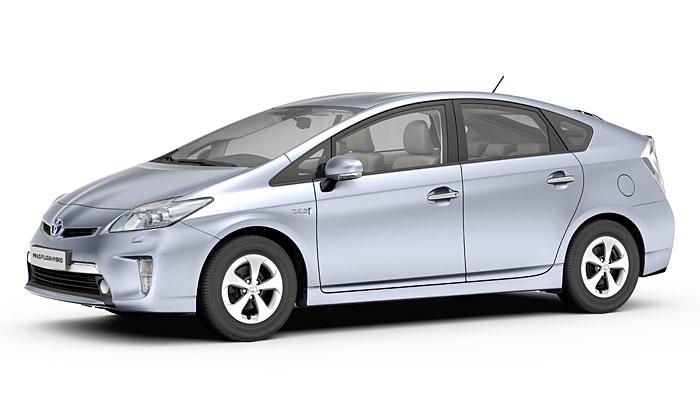 toyota prius plugin-hybrid ev: sparsamstes serienauto - autogazette.de