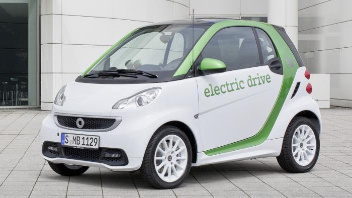 Neuer Elektro-Smart mit mehr Leistung