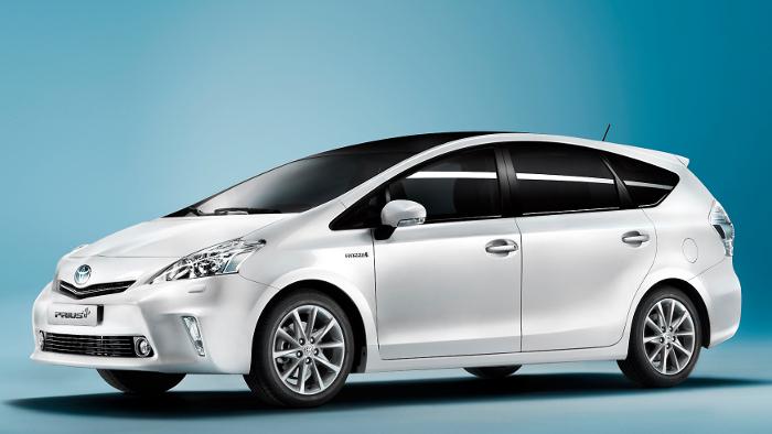 Toyota präsentiert Van-Ableger des Prius
