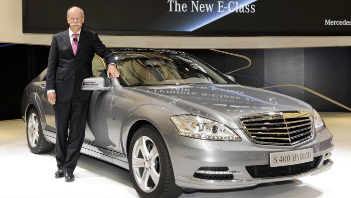Mercedes-Benz Cars schafft 2011 Absatzrekord
