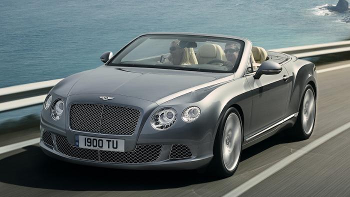 Tabubruch: Bentley denkt über Dieselmotor nach