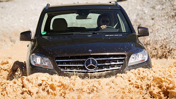 Mercedes steigert Verkäufe im August