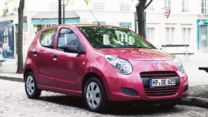 Suzuki Alto kommt als Sondermodell