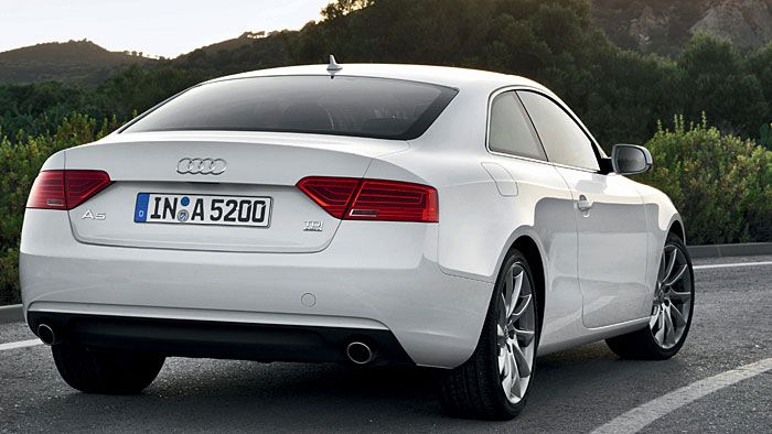 Audi A5 auch als Gebrauchter eine Empfehlung