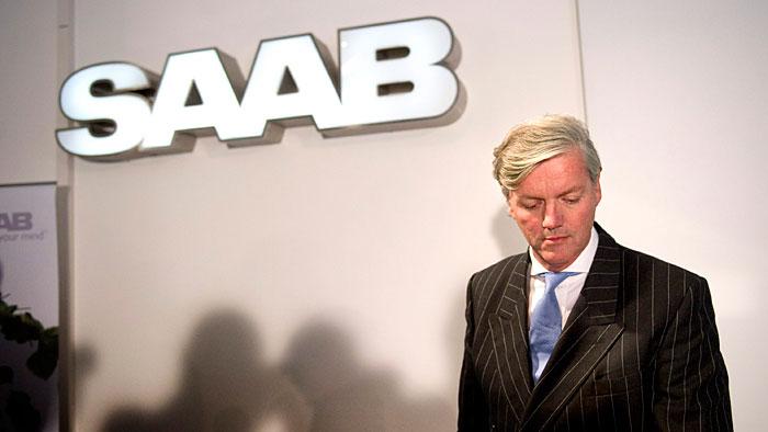 Saab-Verkauf in Gefahr