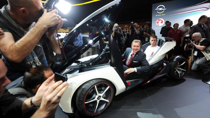 Stracke: Opel für Zukunft gut aufgestellt
