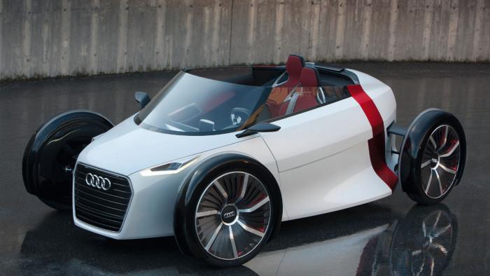 Audi-Leichtgewicht für den Nahverkehr