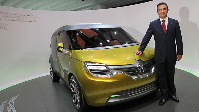 Weniger Gewinn für Renault in 2011
