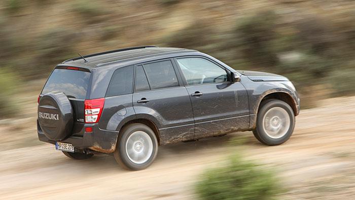 Gebrauchter Suzuki Grand Vitara: Kompromisse gefragt