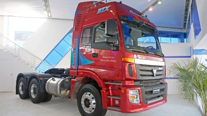 Daimler darf mit Partner Lkw in China bauen