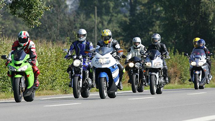 Motorradfahren im Winter: Problemfall Reifen