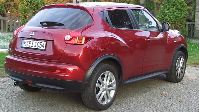 Nissan juke das andere mini suv for Nissan juke cabrio