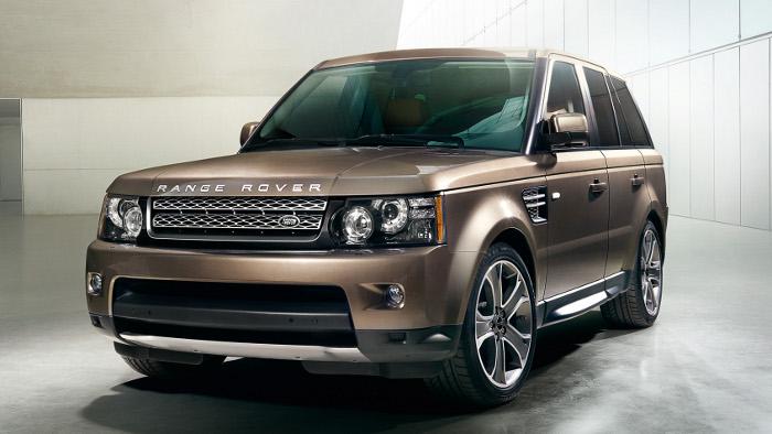 Mehr Komfort für Range Rover Sport