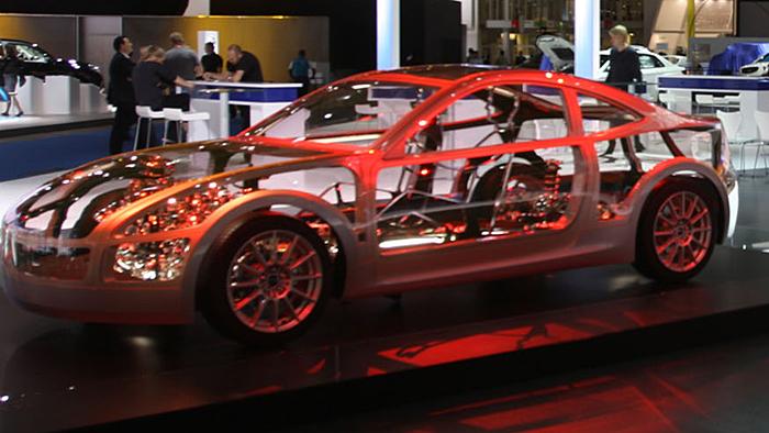 Subaru stattet Sportwagen mit Heckantrieb aus