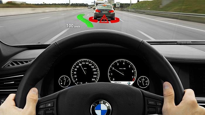BMW Connected Drive: Zwischen App und Laserlicht