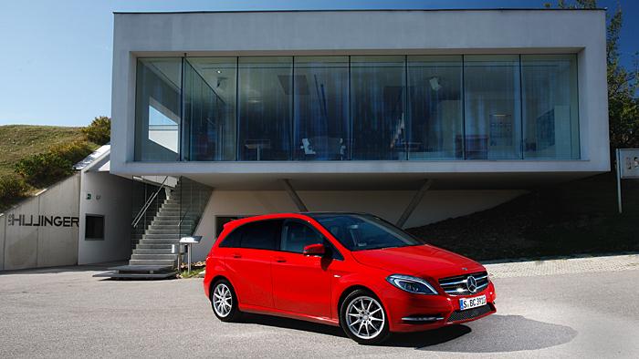 Neuer Absatzrekord für Mercedes-Benz