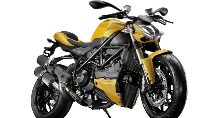 Ducati präsentiert zwei neue Modelle